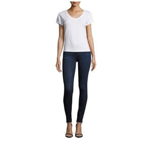 DL1961 Florence Mid Rise Skinny Jeans Size 31